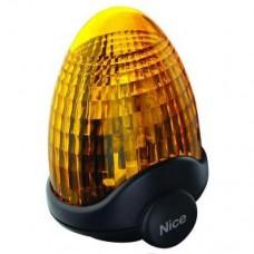 Nice LUCY24 сигнальная лампа, 24В, оранжевая