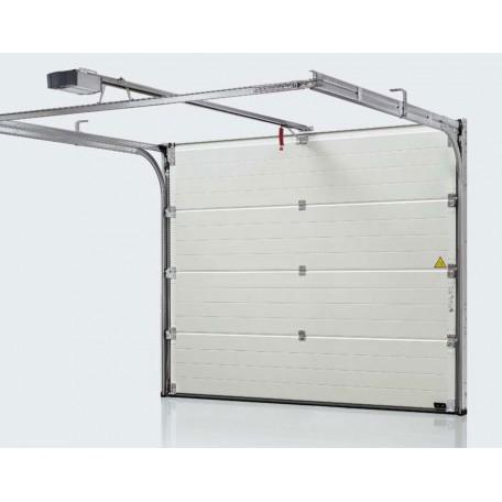 Гаражные секционные ворота Hormann RenoMatic LPU42 2750х2250 мм, ( гарнитура ручек )