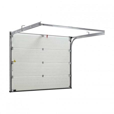 Гаражные секционные ворота Hormann RenoMatic LPU42 2500х2125 мм (гарнитура ручек).