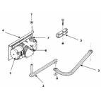Doorhan ARM 320 автоматика для распашных ворот