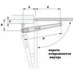 Nice Toona 4016РKIT1 автоматика для распашных ворот
